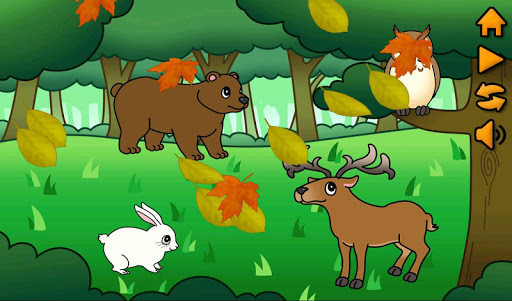 Animal Puzzle Para Ninos Para Android Descargar Gratis