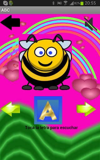 abecedario para niños español para android descargar gratis