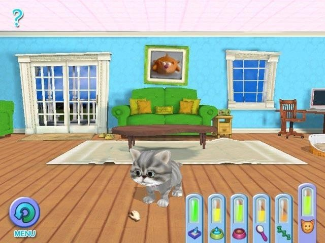 descargar mascotas virtuales para el escritorio: