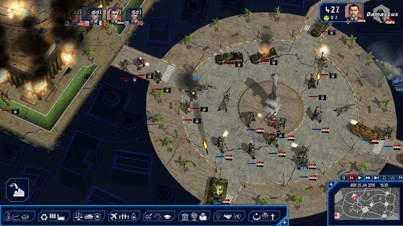 تحميل لعبة geopolitical simulator 4 power & revolution