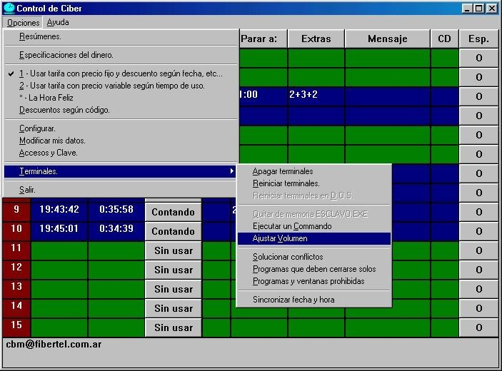 control de ciber full windows 7 sin publicidad