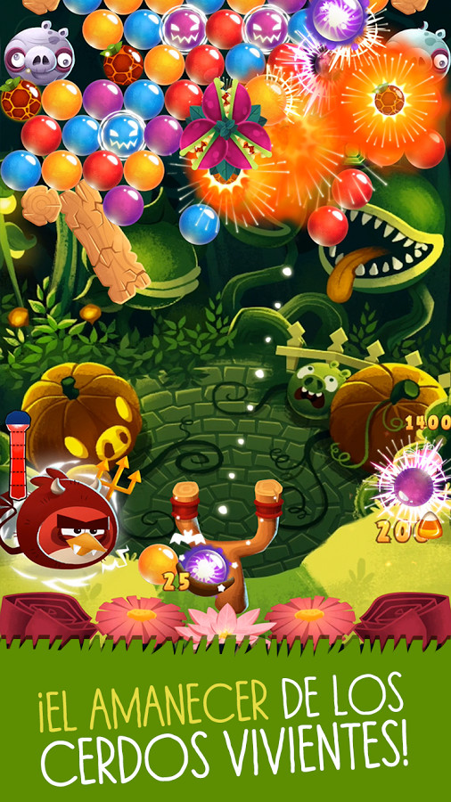 Angry Birds Pop Bubble Shooter Para Android Descargar Gratis
