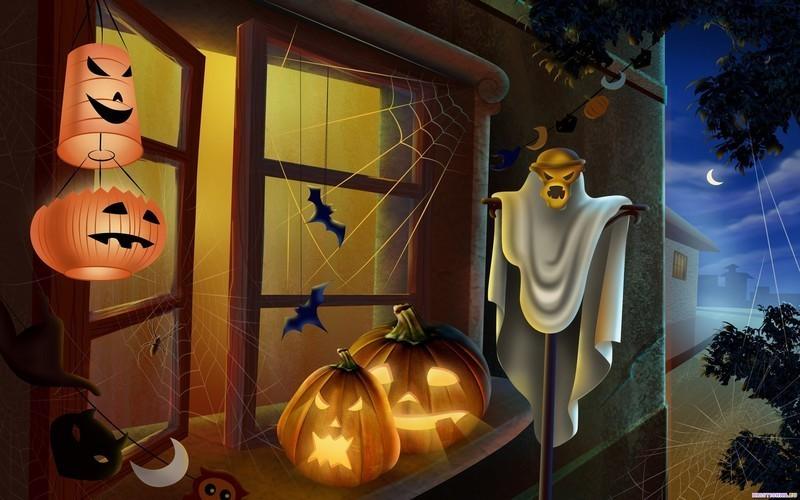 imagen 5 de windows 7 halloween theme pack - Windows 7 Halloween Theme
