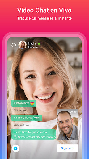 Chat Citas Amistad & Amigos 1.0 Actualizar