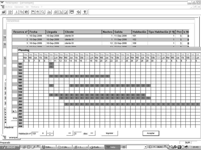 Software hoteles opiniones precios y demo for Formatos y controles para restaurantes gratis