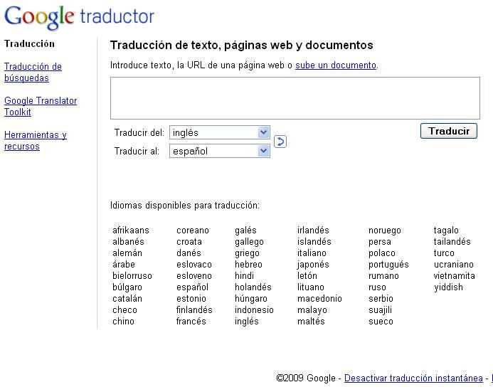 Google traductor descargar gratis.