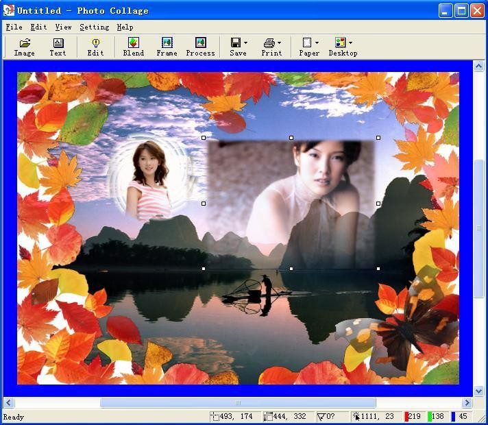 Ifoxsoft photo collage descargar gratis for Collage foto online gratis italiano