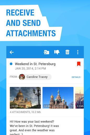 Email App España de Mail.Ru para Android - Descargar Gratis