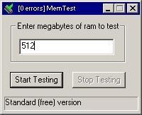 MEMTEST86 XP TÉLÉCHARGER WINDOWS