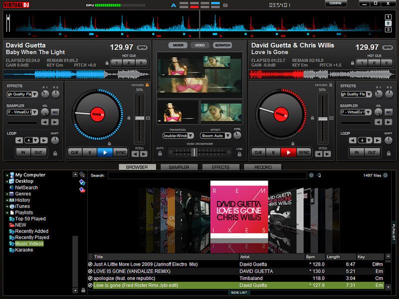 mezclador atomix dj gratis