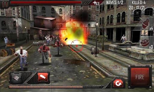 Asesino De Zombies 3d Para Android Descargar Gratis