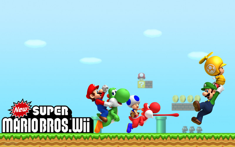 New Super Mario Bros Descargar Gratis