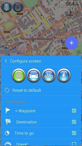 Navigator PRO para Android - Descargar Gratis
