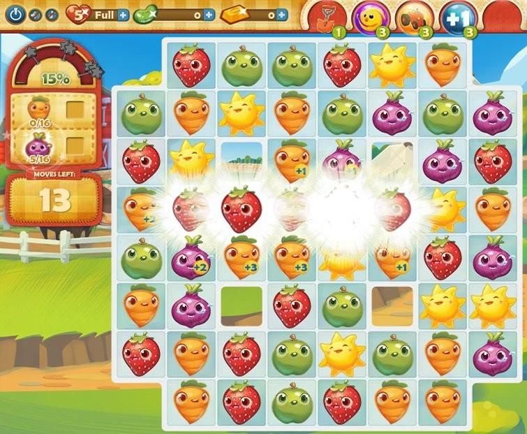 Farm Heroes Saga Descargar Gratis