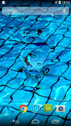 Gota de agua fondo animado para android descargar gratis for Fondos animados de agua