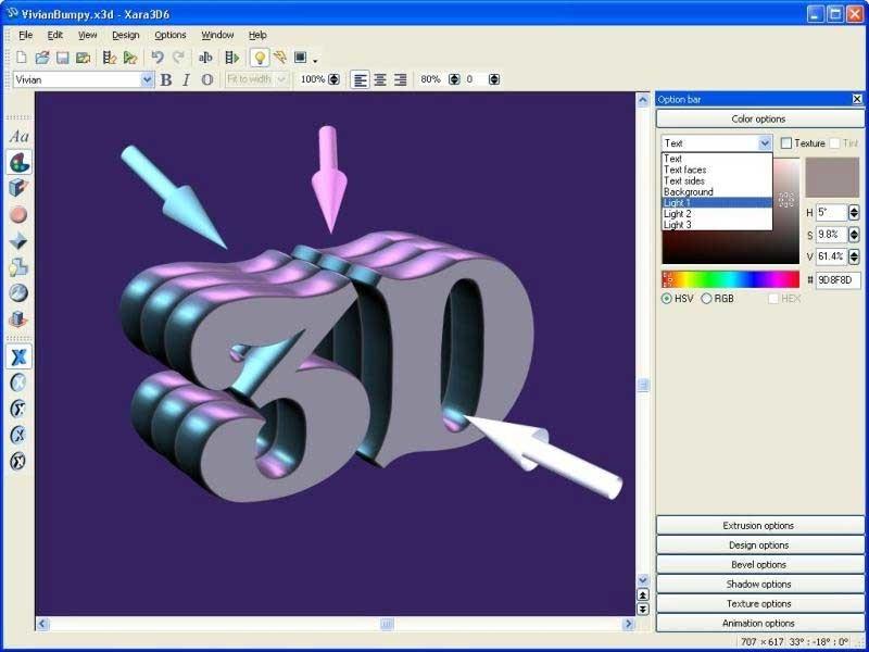 Xara3d descargar gratis for Programa para disenar ambientes 3d gratis