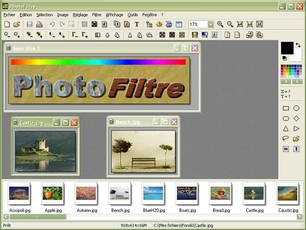 GRATUITO DOWNLOAD X COMPLETO PHOTOFILTRE O STUDIO