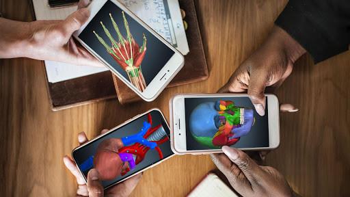 3D Anatomy Learning para Android - Descargar Gratis