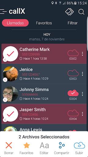 descargar grabadora de llamadas para android gratis