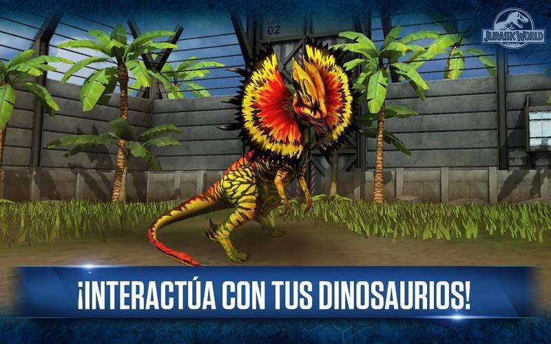 juegos de jurassic world para descargar