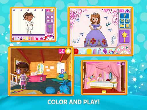 Disney Dibujos En Color: Disney Color And Play Para Android