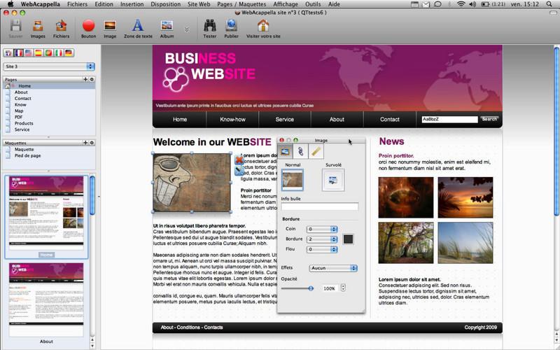 web acappella 4.3.23