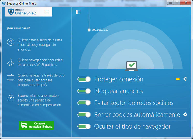Steganos Online Shield Vpn Descargar Gratis