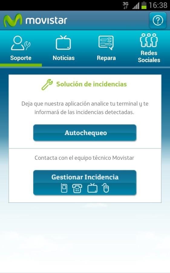 Soporte Movistar Para Android Descargar Gratis