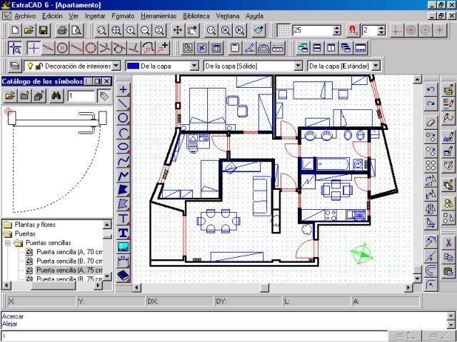 programa de arquitectura 6 mejores programas de. Black Bedroom Furniture Sets. Home Design Ideas