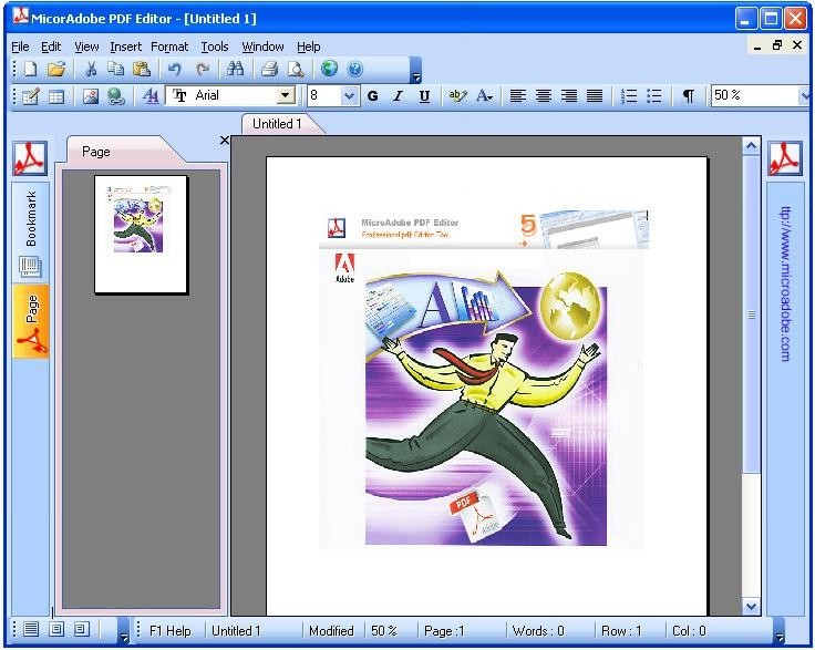 pdf editor adobe free program