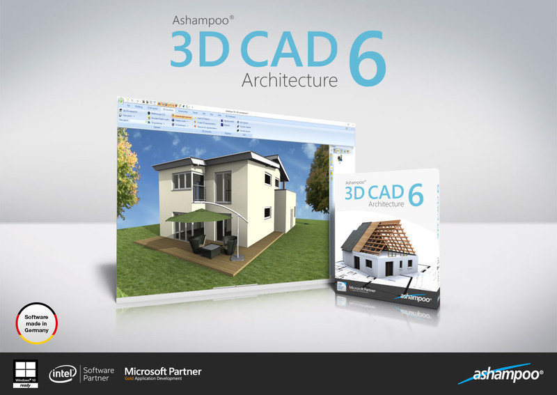 Ashampoo 3d cad architecture descargar gratis for Programas para crear casas en 3d gratis