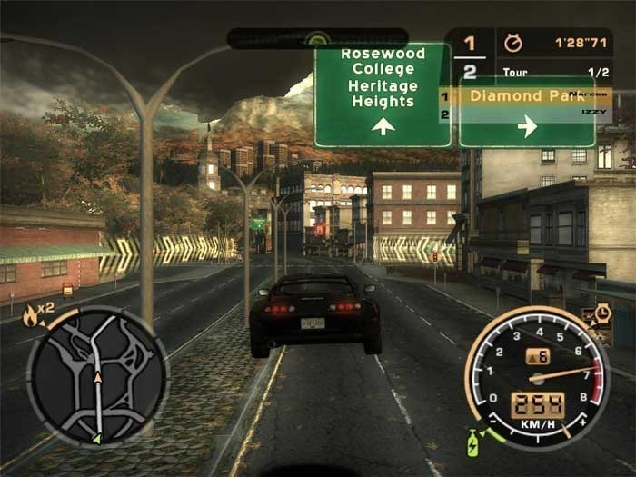 descargar need for speed most wanted para android gratis full
