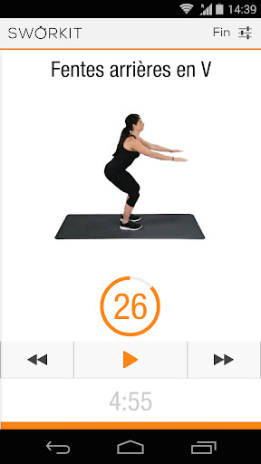 application pilates android
