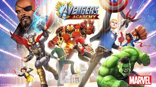 T l charger marvel avengers academy pour android gratuit - Telecharger avengers ...
