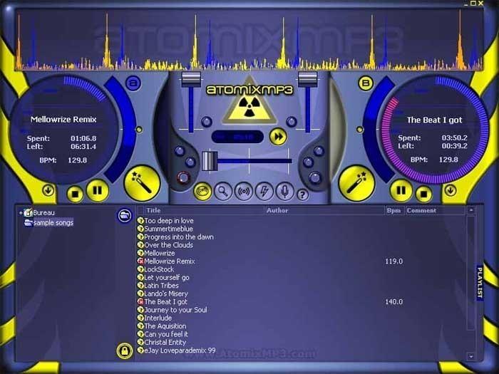 GRATUIT TÉLÉCHARGER ATOMIX COMPLET MP3