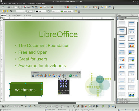 Libreoffice t l charger gratuitement - Telecharger libre office gratuitement ...