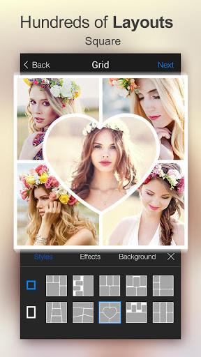 Fotorus Photo Collage Editor Pour Android Telecharger Gratuitement