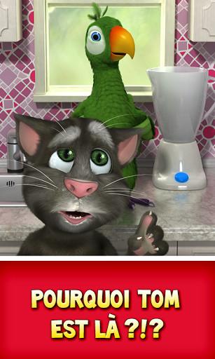 Telecharger tom le chat qui parle gratuitement sur pc