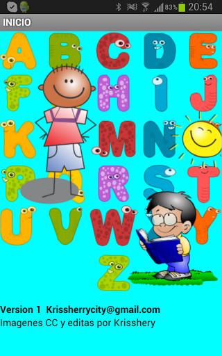 alphabet pour enfants fran ais pour android t l charger. Black Bedroom Furniture Sets. Home Design Ideas
