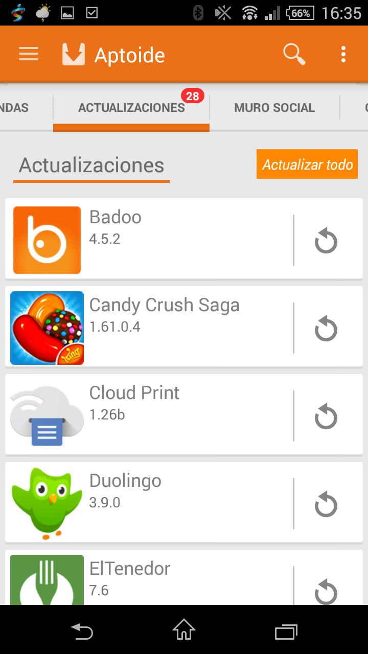 aptoide pour android gratuit