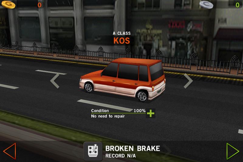 jeux de voiture pour android 2.3.6
