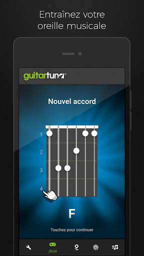 accordeur guitare tuna
