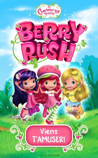 charlotte aux fraises berry rush