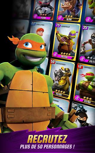 image 3 de tortues ninja legends pour android - Jeux De Tortue Ninja Gratuit