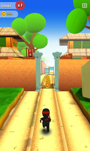 T l charger ninja runner 3d pour android gratuit for Cuisine 3d pour android