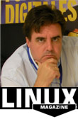 Colaboración con Paul Brown de Linux Magazine