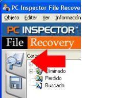 Recupera tus archivos perdidos en milbits