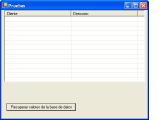 Visual .NET: Operaciones con bases de datos (2) en milbits