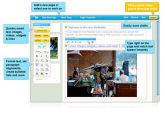 Diseña online tu página web en milbits