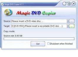 Copia DVD9 en un DVD 4,7 en milbits